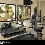 Royal Garden Villas & Spa - Gimnasio