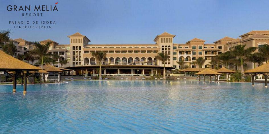 Gran meli resort palacio de isora the best 5 star hotel for Gran melia hotel