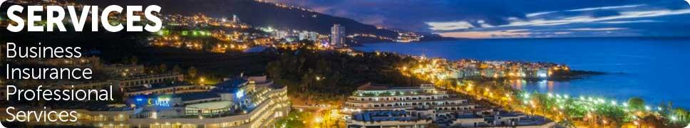 Tenerife professional services