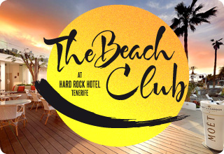 The Beach Club Hard Rock Tenerife