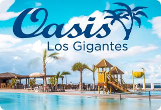 Oasis Piscina Los Gigantes