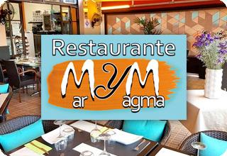Mar y Magma Restaurante Candelaria